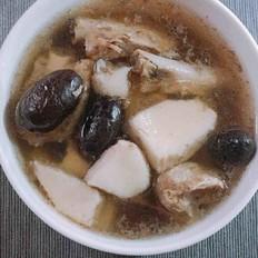椰香排骨汤