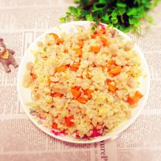 泡椒肉丁炒饭