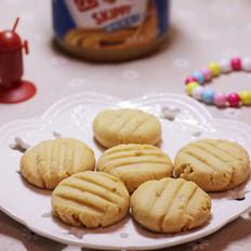 香浓花生酱饼干