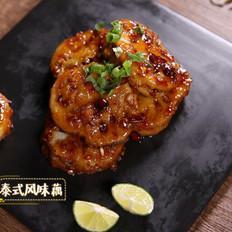 泰式风味藕