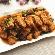 紫苏烩鱼块#午餐#