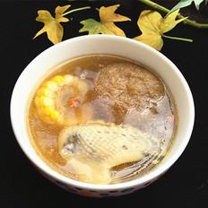 猴头菇煲土鸡汤#午餐#
