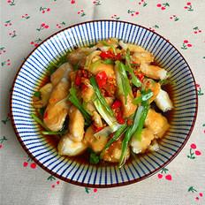 葱油龙利鱼#午餐#
