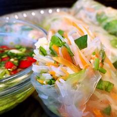 食指大动!胃口大开| 越南鲜虾春卷