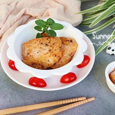 香煎黑椒龙利鱼