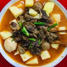 懒人做牛肉火锅
