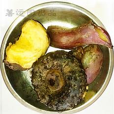 水煮黄肉魔芋  简单 方便
