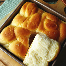 经典老式面包 中种法