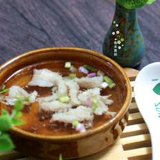 清炖土猪汤