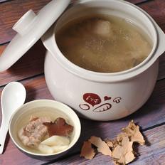 土茯苓山药排骨汤