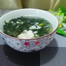 虾米紫菜蛋汤