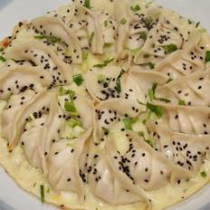 韩式泡菜风机猪肉煎饺