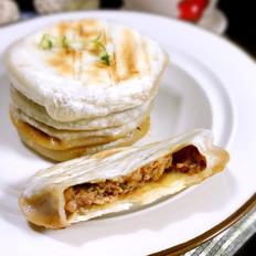 白菜猪肉汤饼