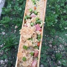 竹筒饭的做法[图]
