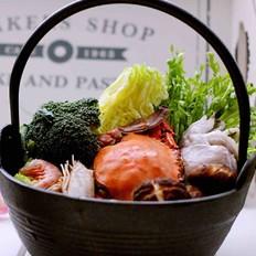 海鲜寿喜锅#午餐#
