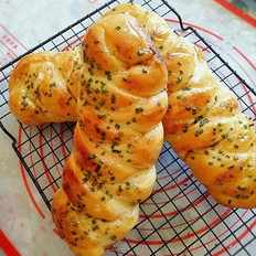 一次次发酵香肠面包(玉米油)