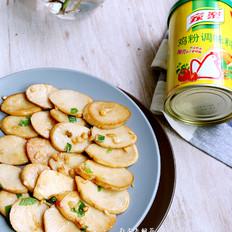 蒜香杏鲍菇