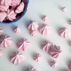 粉色蛋白糖