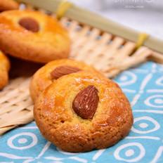 【杏仁酥】——冬季里的美食