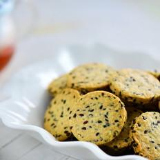 无糖亚麻籽饼干