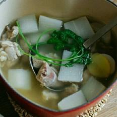 羊肉萝卜汤的做法大全