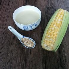 燕麦玉米糊