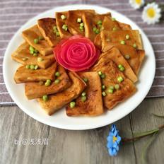 酱香千页豆腐