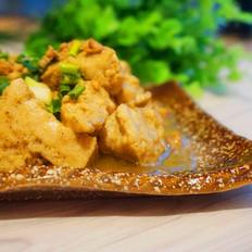 秘制老豆腐