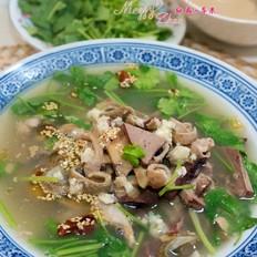 北京羊杂汤