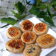 肉末黑芝麻土豆饼