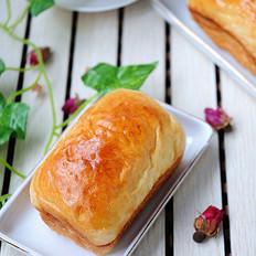 高蛋白原味小面包