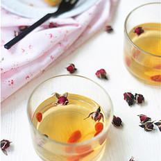 黄芪枸杞养颜茶