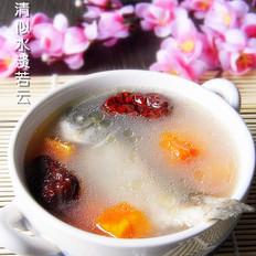 红枣鲫鱼木瓜汤
