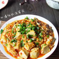 香辣肉末烧豆腐的做法大全