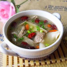 清炖羊杂汤