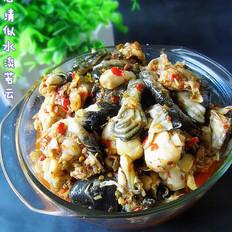 干锅剁椒牛蛙