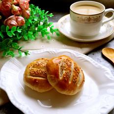 椰蓉糯米老婆饼