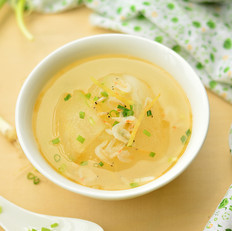 虾皮冬瓜汤的做法大全