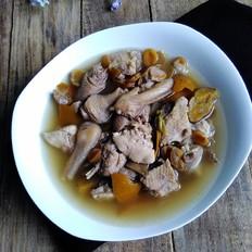 罗汉果鸡汤