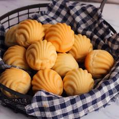 贝壳红豆面包