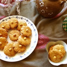 燕麦榛子酥