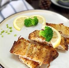 香烤方板鱼