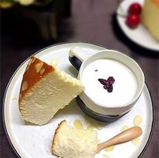 無油酸奶杏仁蛋糕