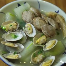 潮音潮人:花蛤冬瓜汤