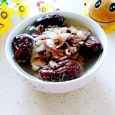 红枣百合猪心汤的做法大全