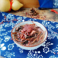 赤小豆鱼腥草骨头汤