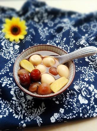 红枣桂圆鹌鹑蛋汤的做法