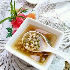 绿豆薏米甜汤