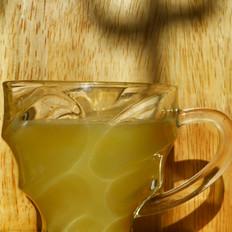 香梨莲藕汁