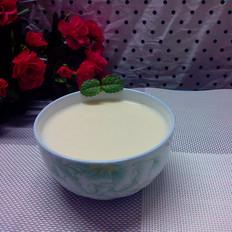 牛奶黄豆浆